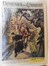 DOMENICA DEL CORRIERE 15 ottobre 1961 Guascogna Legione straniera Edna Jones di