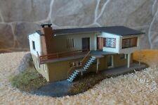 Vollmer   7716   (Spur N)   Bungalow am Hang - fertig gebaut  (Auktion 2)