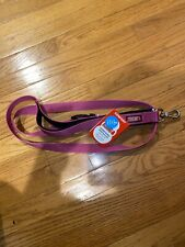 KONG Padded Handle Leash, Maroon 6 Ft