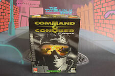 COMMAND & CONQUER CAJA GRANDE PRIMERA EDICION WINDOWS 95 WIN95 PC ENVÍO 24/48H