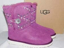 944d20dbfed UGG Australia Purple Suede Boots for Women for sale | eBay