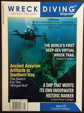 Wreck Diving The World's First Deep Sea Virtual Wreck Trail No 33 FREE SHIPPING
