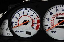 Toyota Celica ST185 speedo dash interior bulb light upgrade white dial kit