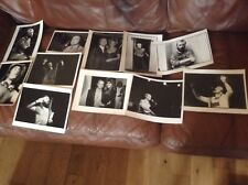 Phil Collins Genuine Press Photos Inc Paul Canty Work 11 Number