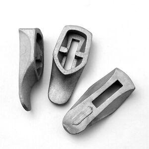 Stainless Steel Cutter Finger Guard Bolster for Custom Blade Making Handle