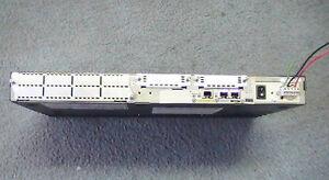 Cisco 2611XM-DC Router CISCO2611XMDC 2600XM Series w/DC Power 2611 1YR Warranty!