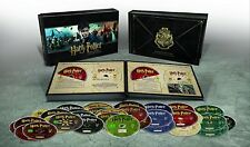 """Harry Potter Hogwarts Collection"", 31 Blu-ray's + DVD's, gebraucht"