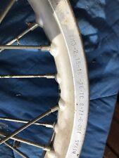 Ruota con cerchio Akront Alluminio 2.15 X 18 X 36