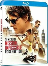Blu Ray Mission Impossible: Rogue Nation - (2016) .....NUOVO