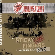ROLLING STONES-FROM THE VAULT - STICKY FINGERS: LIVE AT FONDA  VINYL LP NEW