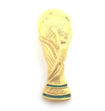 FIFA WM POKAL - 3D Optik - Weltmeister - 2018 Russia Pin Badge Fussball Worldcup