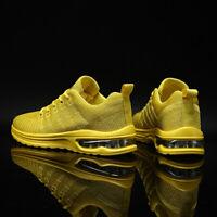 Women's Air Cushion Sneakers Casual Running Sports Shoes Walking Tennis Gym US