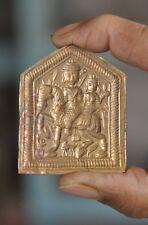 Old Bell Metal Tribal God & Goddess Engraved Jewellery Pendant Dye