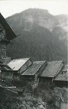 CERVIÈRES c. 1935 -  Chalet du Village  Hautes-Alpes  - DIV 6436
