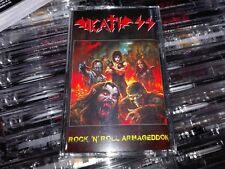 DEATH SS Rock 'N' Roll Armageddon - musicassetta - 150 copie