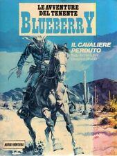 fumetto LE AVVENTURE DEL TENENTE BLUEBERRY CARTONATO NUOVA FRONTIERA NUMERO 4