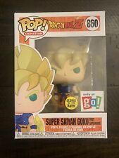 Super Saiyan Goku Glow Dragon Ball Z Funko Pop Calendar Exclusive IN STOCK