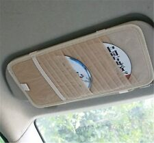 New Car Sun Visor Sun Shade CD DVD Holder Case Disk Card Storage Bag Clipper LG