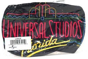 New Universal Studios Florida Retro Logo 30th Anniversary Cloth Face Mask