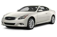 For: INFINITI G35 COUPE 2DR; Unpainted Body Side Moldings Trim 2003-2007
