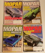 Mopar Muscle Magazine Vintage Lot Of 24 Back Issues 2005-2006