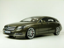 Mercedes-Benz CLS 500 Shooting Brake, 1:18, indium grey – OVP + Tuning