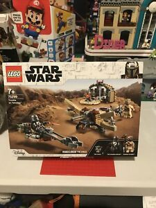 Lego Star Wars 75299 - Trouble On Tatooine - Brand New And Sealed
