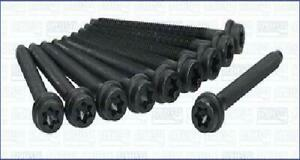 Original AJUSA Cylinder Head Bolt Set 81008700 For Ford Mazda Morgan