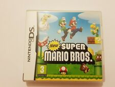 New Super Mario Bros. Nintendo DS pal España y completo