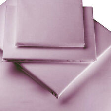 Egyptian Cotton Paoletti Lavender Fitted King Bed Sheet