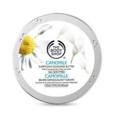 Body Shop ◈ CAMOMILE SUMPTUOUS CLEANSING BUTTER 90ml◈ Cleanser ◈ Removes Make Up
