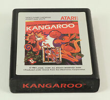 Atari 2600 game Kangaroo Tested and Working