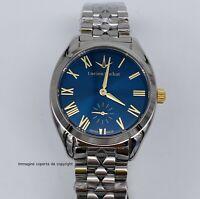 Lucien Rochat orologio da polso donna al quarzo Vintage Swiss made lusso acciaio