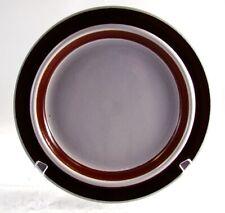 Arabia of Finland ROSMARIN BROWN Dinner Plate(s)