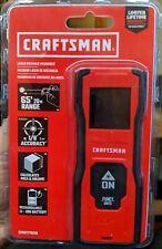 CRAFTSMAN CMHT77638 LASER DISTANCE MEASURING TOOL 65ft - NEW!!!