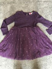 NEW Mini Boden Dress 7-8Yr BNWOT Tulle Chiffon Girls Clothing Party Occasion NEW