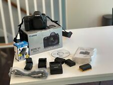 Canon EOS 5D Mark IV 30.4MP Digital SLR Camera - Black (Body Only) w/Accessories
