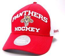 Florida Panthers Reebok MO79Z NHL Center Ice Hockey Cap Hat