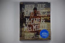 McCabe & Mrs. Miller-  Blu-ray Disc Criterion Oct-2016 R. Altman, W. Beatty New