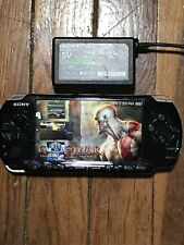 Sony Psp-3000 W/ Custom Firmware Loaded With Isos Ps1 Games 16Gb Pro Duo