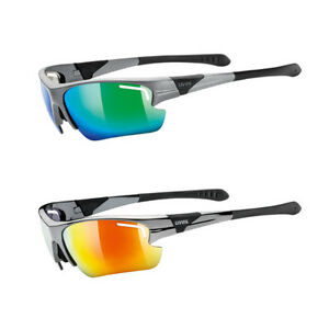 uvex eyewear sportstyle 106  ( with 2 additional pairs of lenses ! )