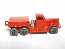 Matchbox Lesney No.15a Diamond T Prime Mover (METAL WHEELS NO EJECTOR RING, VGC)