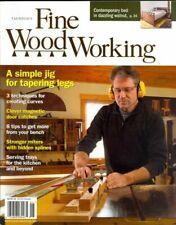 Taunton's Fine Woodworking Magazine October 2017 No. 263