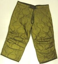 US Army NATO Liner Trouser Pants Military Winter Cold Winter Sport Hunting Short