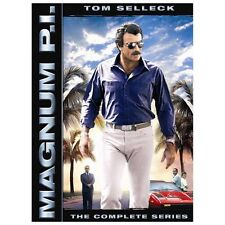 MAGNUM P.I. - THE COMPLETE SERIES BOX SET(DVD, 2013, 42-Disc Set)