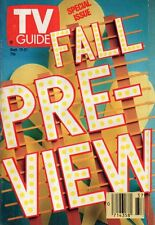 1990 TV Guide Fall Preview - Fresh Prince of Bel Air; law & Order; 90210;W Smith