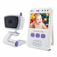 New listing Monitor De Video Y Audio Para Bebes Con 1 Camaras Y Vision Nocturna Infrarroja