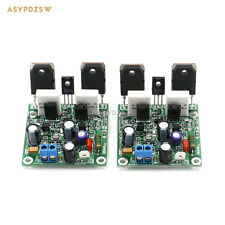 New 2 Channel stereo MX40 MINI Power amplifier finished board Replace LM3886