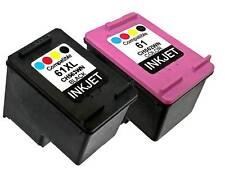 2PK For HP 61XL HP 61 CH561WN CH562WN New Gen Deskjet 1055 1056 1510 1512 2000