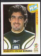 Panini Football - World Cup 2002 - Sticker No 387 - Argentina - Bonano (AV)